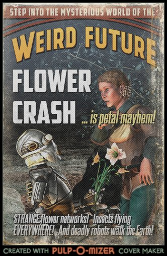 Flowercrash as if 1950...