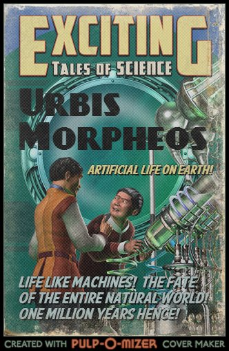 Enormous fun with the Pulp-o-mizer!
