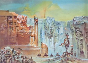 The Claw Of The Conciliator by Bruce Pennington